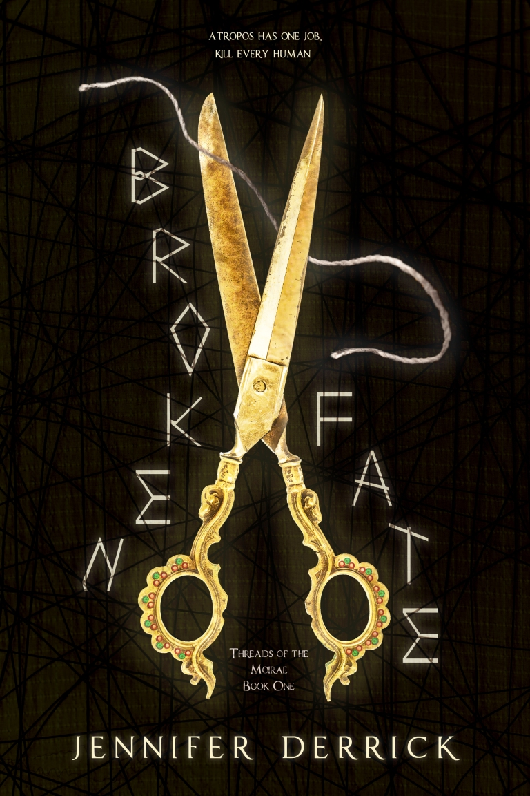 Ebook - Broken Fate