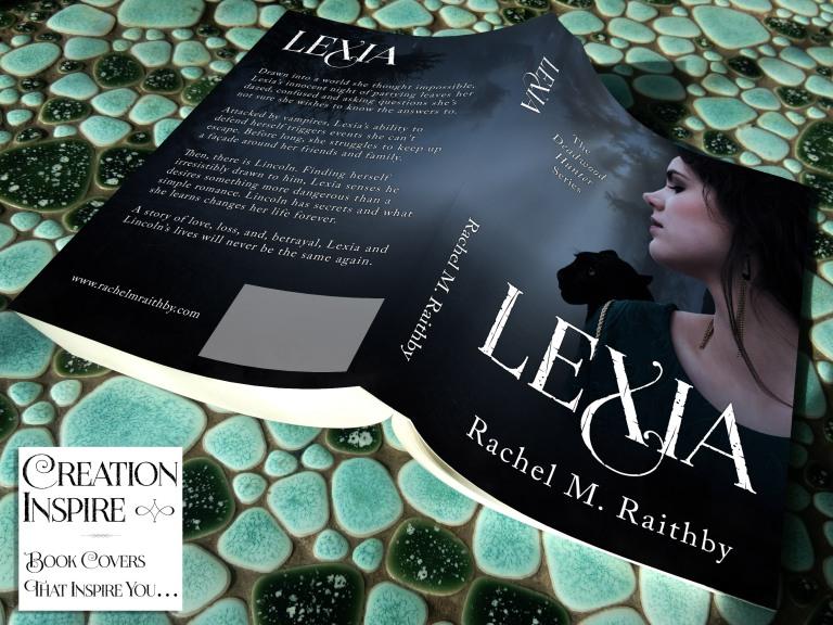 Lexia 3dD Book Mockup
