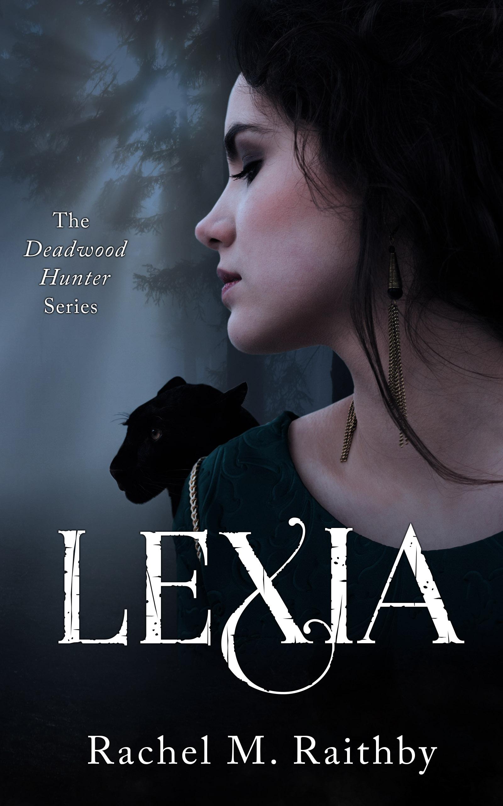 Lexia Kindle EBook Cover