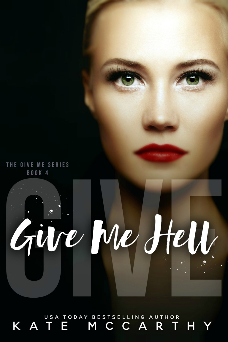Give Me Hell Ebook Cover