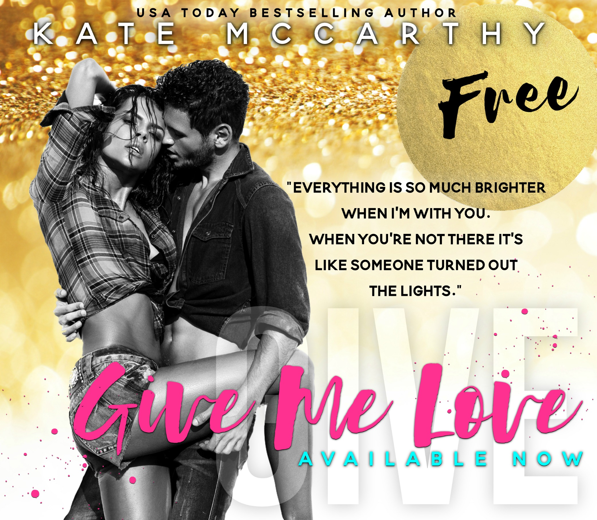 Give Me Love Free Teaser